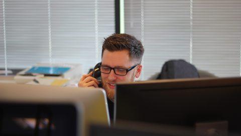Preparare un testo per una chiamata telefonica