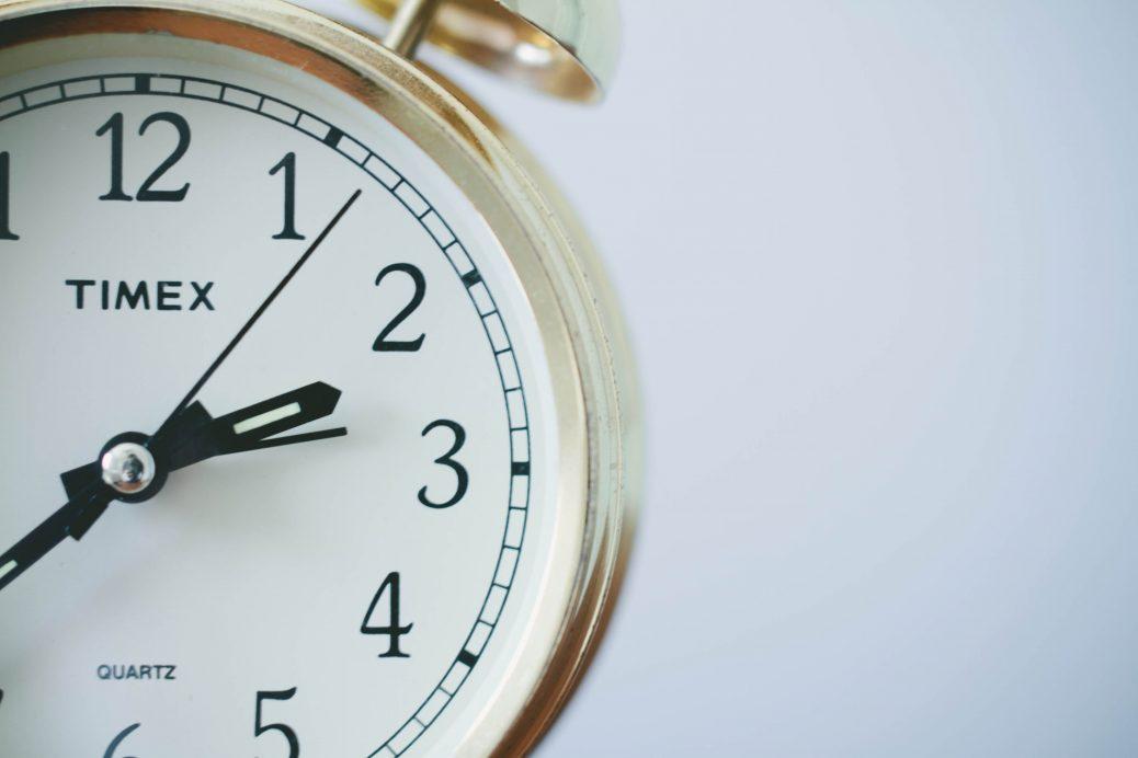 come gestire il tempo per vendere