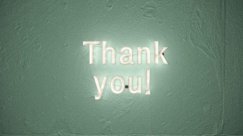 "Vendere: dire "" Grazie ! "" aiuta a vendere di più."