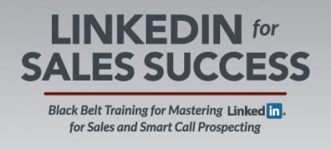 Art Sobczak : Linkedin for Sales Success .
