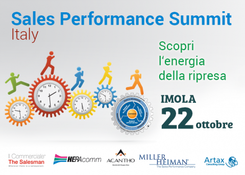Sales Performance Summit Italy