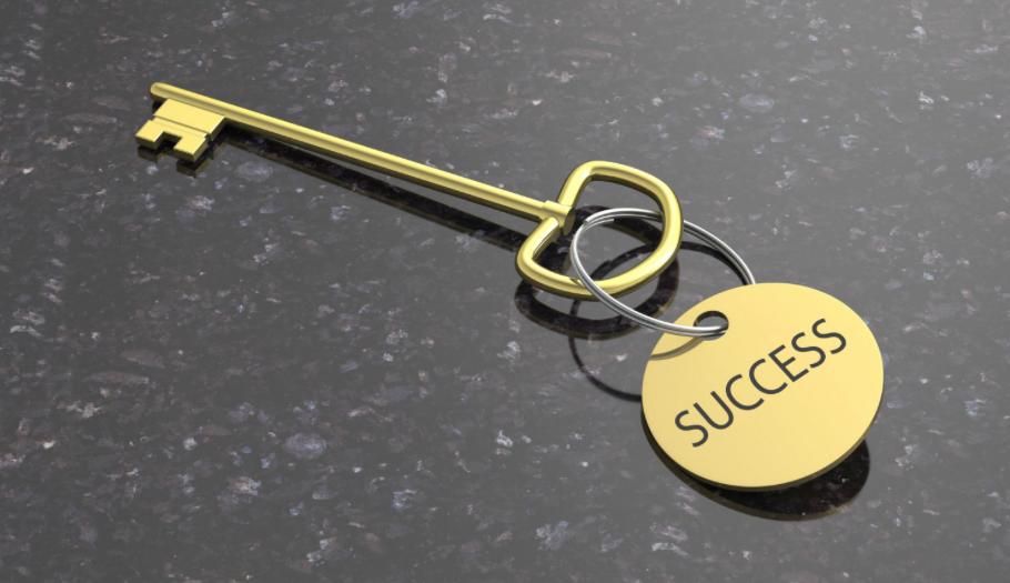 Vendere: tre indicatori di successo.