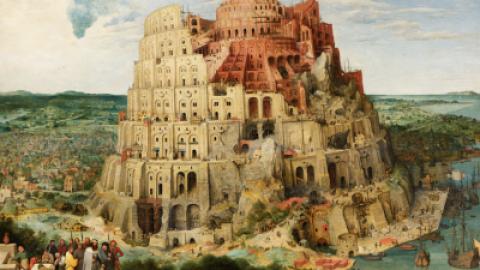 La Torre di Babele.