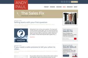 web site andy paul
