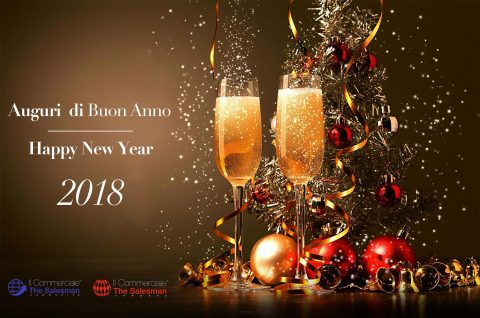 Buon Anno ! Happy New Year ! …