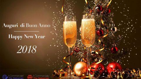 Buon Anno ! Happy New Year ! …