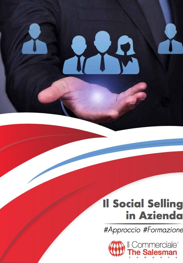 copertina social selling in azienda