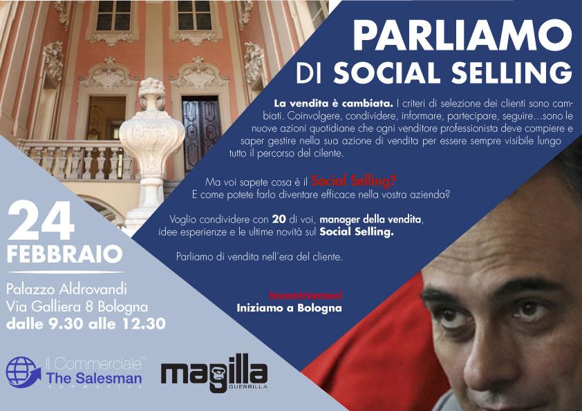 social selling in azienda