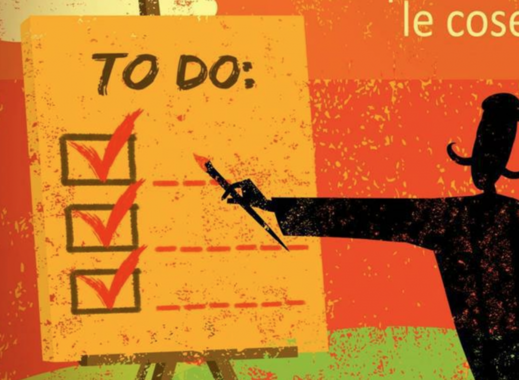 La to do list del Social Selling