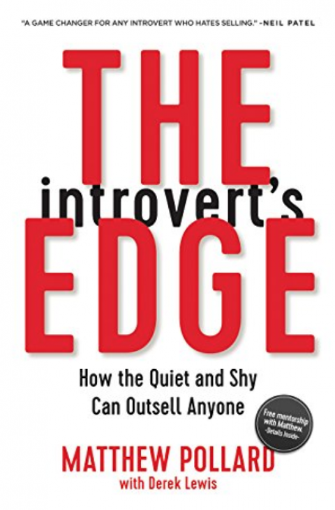 "Matthew Pollard : "" The Introverts Edge """