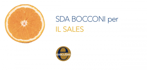 Sales Management – Programma Executive | SDA Bocconi