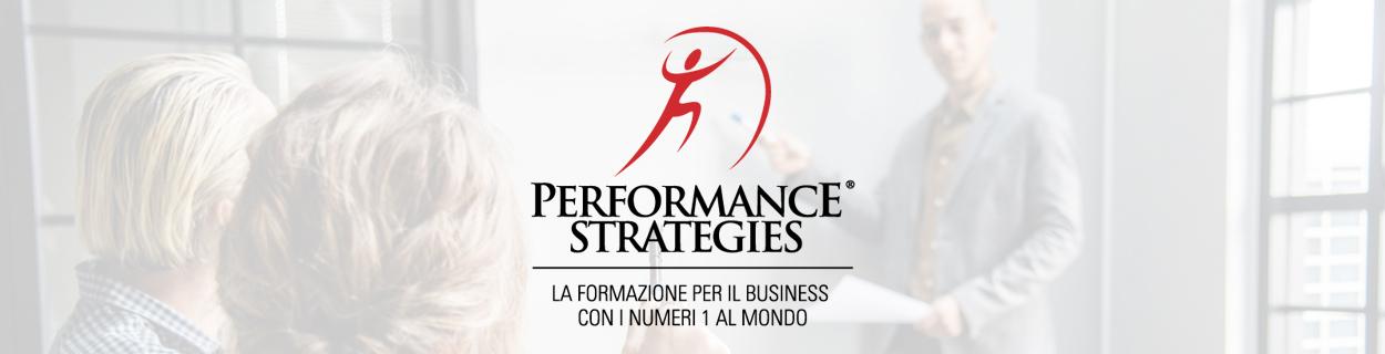partner performance strategies formazione aziendale