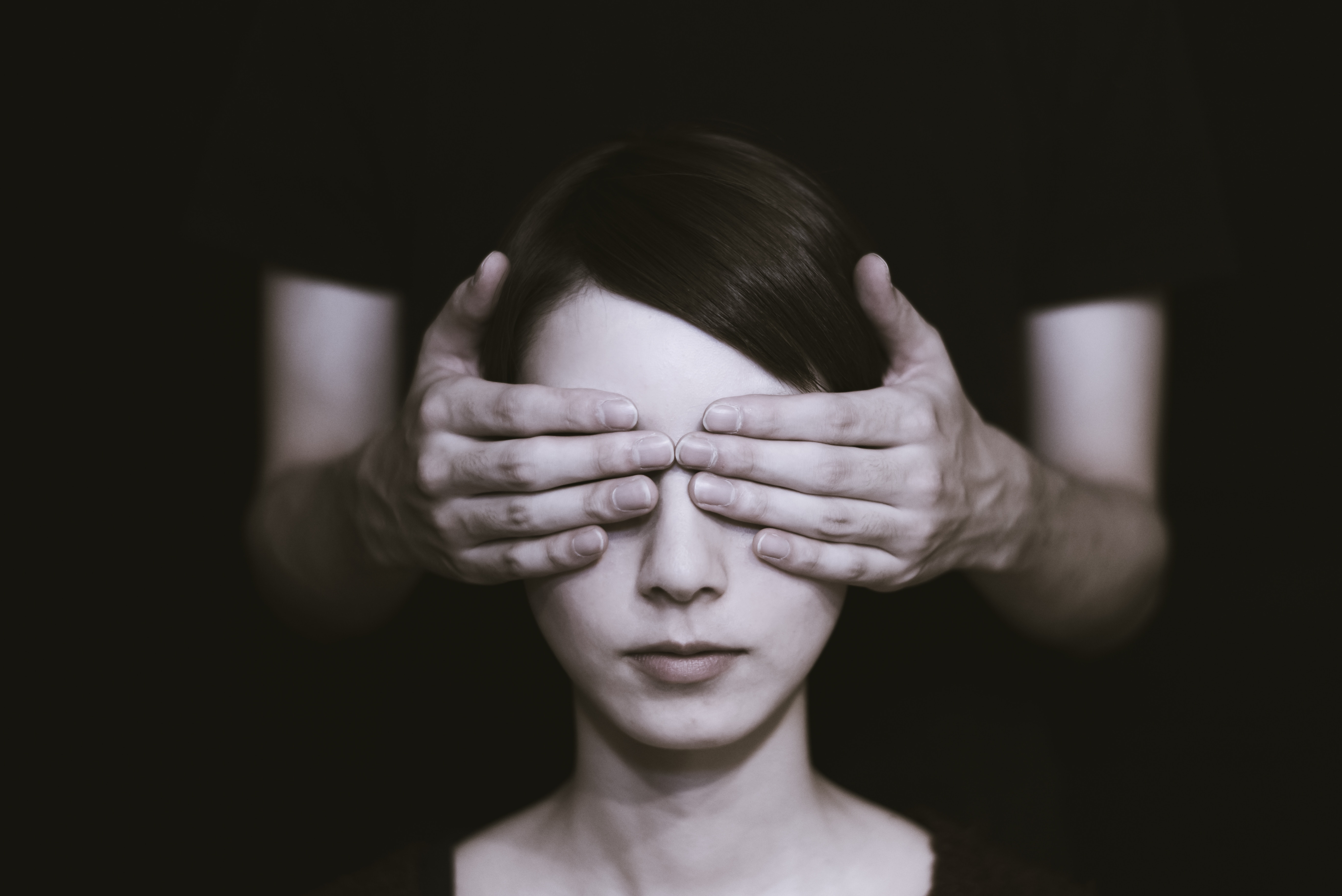 alla cieca