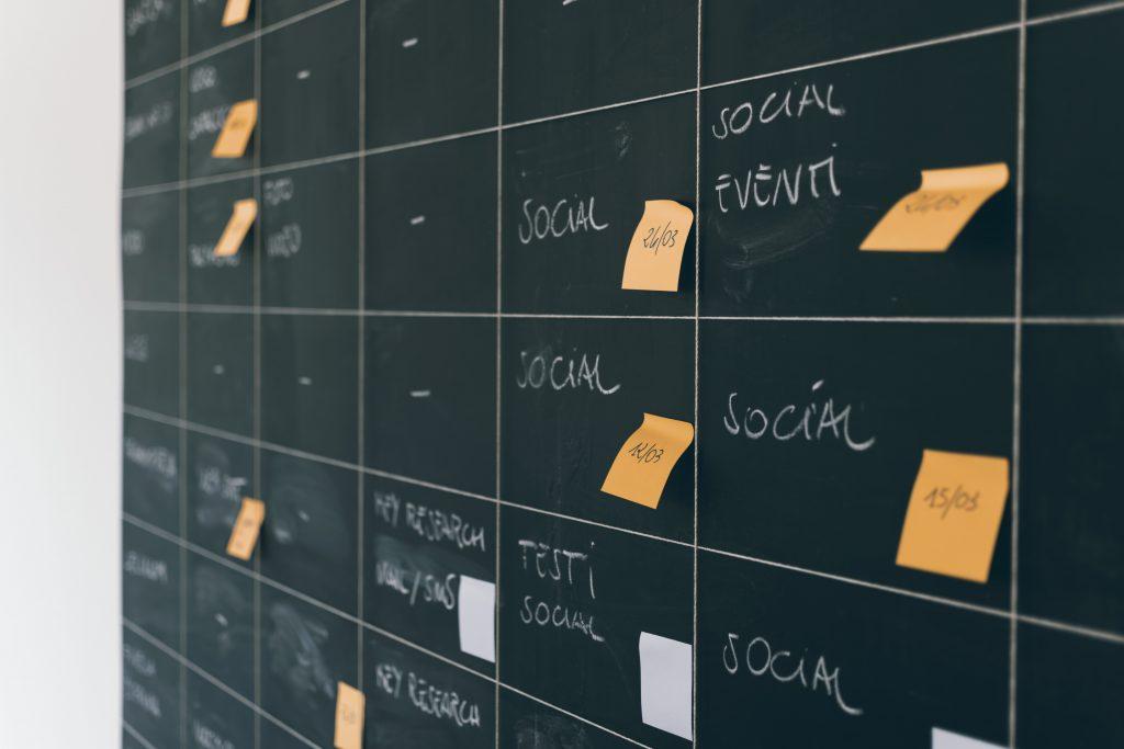 La presenza in Fiera con il Social Selling
