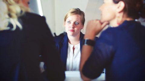 Vendere: come dominare l'ansia di una prima visita.