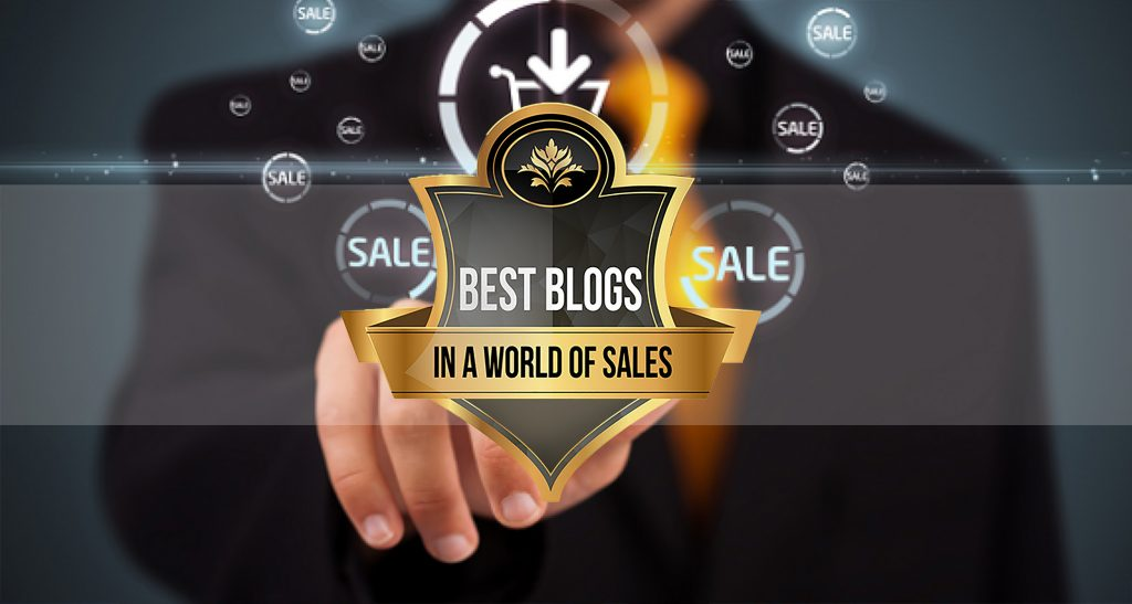 Best Blogs in a World of Sales