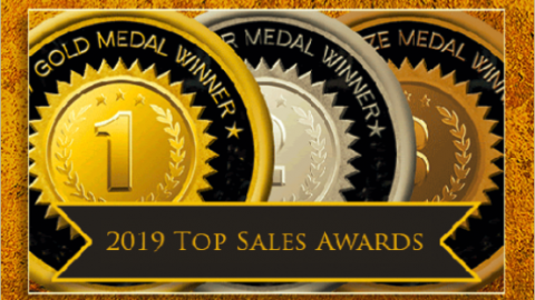 Top Sales Awards –  2019 Judging Panel
