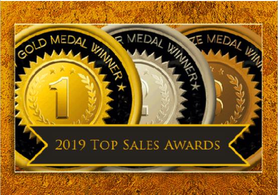 Top Sales Awards -  2019 Judging Panel