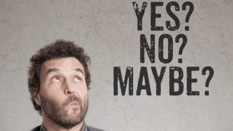 Vendere: è meglio un Forse o un No?