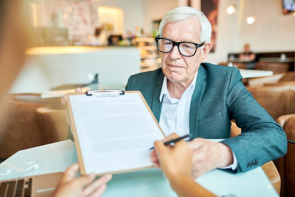 Venditori senior…due aspetti su cui…lavorare .